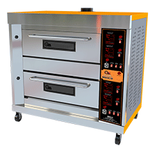 Gas Deck Oven for Home Use